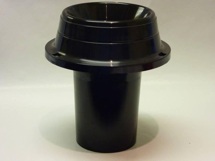 Black Tulip Flower Holder Vase Holders Headstones